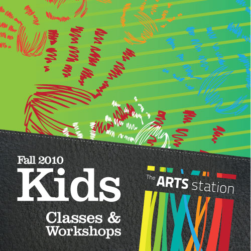 The Arts Station - Fall 2010 Kids Classes and Workshops - Fernie BC