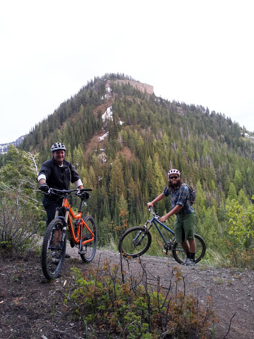 Fernie Mountain Bike - Hyper Extension - Ronan and Henry