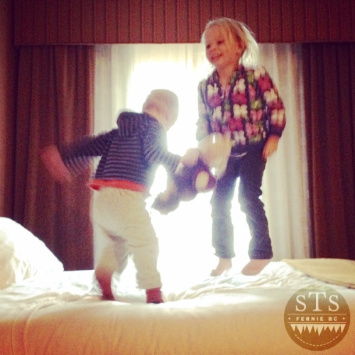 kalispell montana - hotel with toddlers