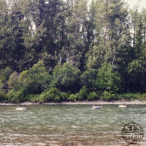 Fernie Float Down Elk River